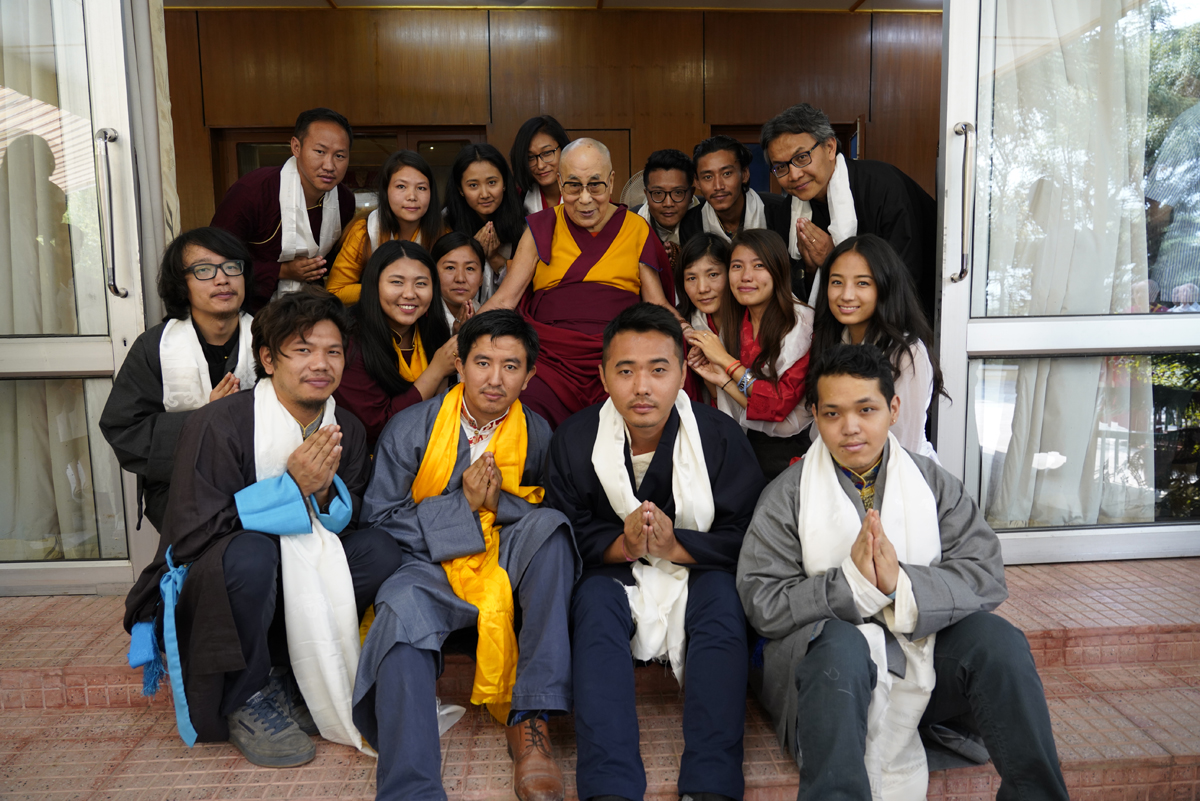 Two-Day Program for Tibet Corps Dhang-Shab-Pas
